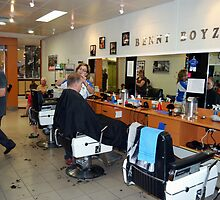 Barbershop by HG. QualityPhotography