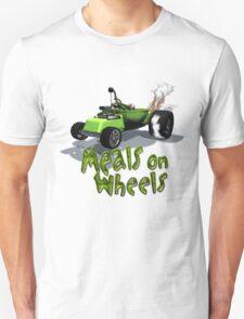 Wierd Wheels Meals on Wheels T-Shirt