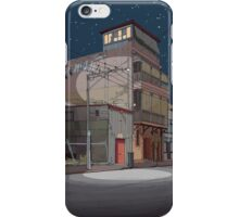 The Night Ripple iPhone Case/Skin