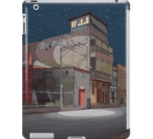 The Night Ripple iPad Case/Skin
