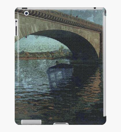 Underwater Timey Wimey iPad Case/Skin