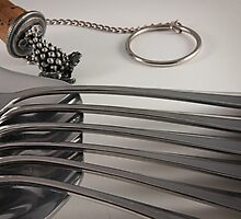 Preparing for lunch-Cutlery challenge by MonicaMulder