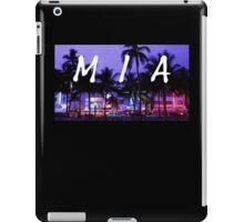 MIA - Ocean Drive iPad Case/Skin
