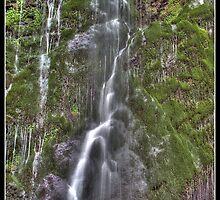 Dhoon Glen Waterfall by Jonny Andrews