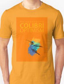 Ho'oponopono Optimism Colibri T-Shirt