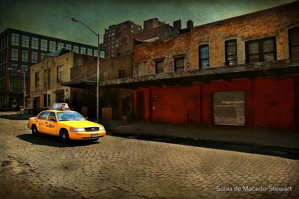 Meat Packing Taxi by Sonia de Macedo-Stewart