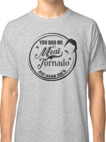 Ron swanson , Meat tornado Classic T-Shirt