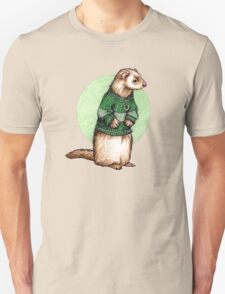 Little Slytherin Ferret Draco Malfoy T-Shirt