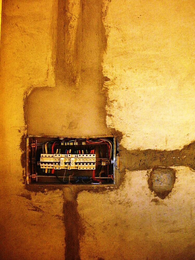 Fuse Box - Shanghai, China by NancyLewis