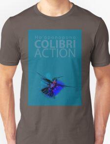 Ho'oponopono Action Colibri T-Shirt