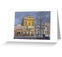 Lipson Street Greeting Card