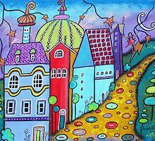Welcome To The Neighborhood by Juli Cady Ryan