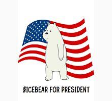 Icebear for president Unisex T-Shirt