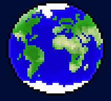 Pixel Planet by UniverseET