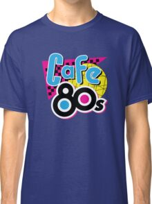 Cafe 80s Classic T-Shirt