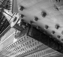 Sydney Harbour Bridge - POV by clydeessex