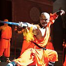 Shaolin Warrior by Simon Marsden