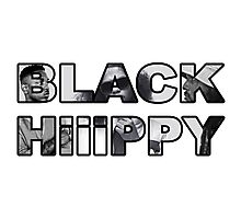 Black Hippy TDE Photographic Print
