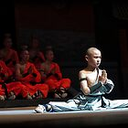 Shaolin Warrior Child by Simon Marsden