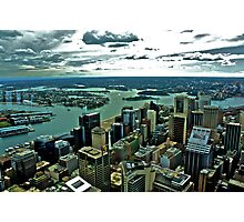Home sweet home, where is you home in Sydney?:) Photographic Print