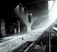 Light on the Tracks by Beth Jennings