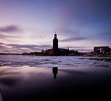 Stockholm City by CalleHoglund