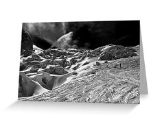 Giant's Cascade Greeting Card