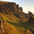 Quiraing (1) by Karl Williams