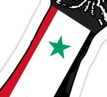 SYRIA Sticker