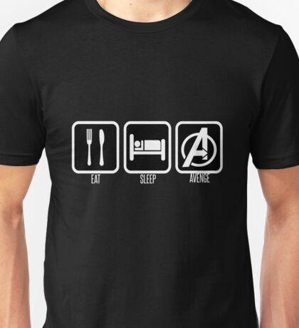 Eat Sleep Avenge Unisex T-Shirt
