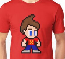 8-Bit Jimmy Neutron Unisex T-Shirt