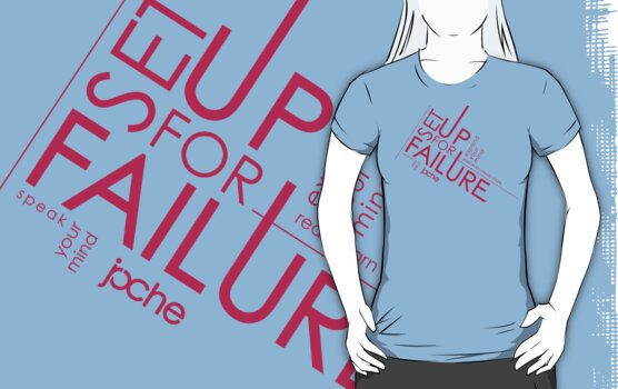 Set Up for Failure (Ladies) by MADE BY JROCHÉ