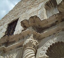 The Alamo Takes the World by Danielle Ducrest