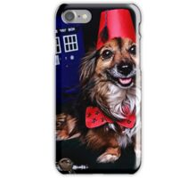 Dr Poo-dle iPhone Case/Skin