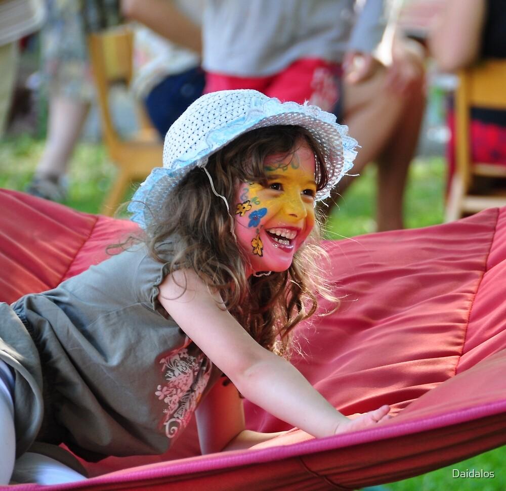 A Child's Joy by Daidalos