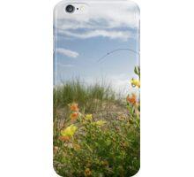 Sand Dune Wildflowers iPhone Case/Skin