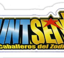 saint seiya Sticker
