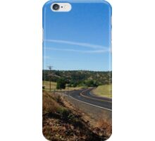 Coulterville Hills iPhone Case/Skin
