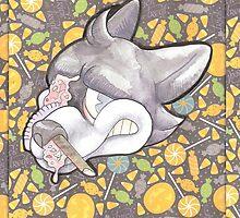 CANDY GUTS by Scribble-Rapo