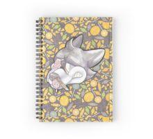 CANDY GUTS Spiral Notebook