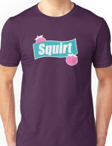 Squirt! Soda Can Sign! Unisex T-Shirt