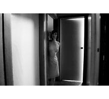 film noir Photographic Print
