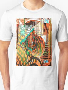 Knowledge expanding through intellectual barriers T-Shirt