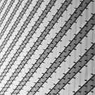 b&w building patterns by delobbo