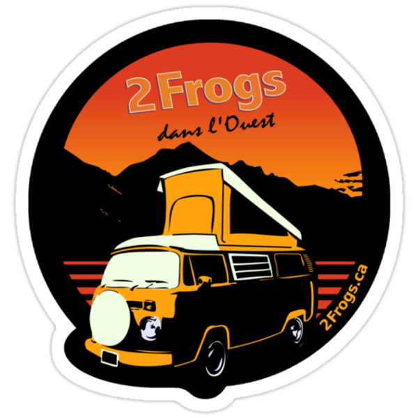 2 Frogs Français NOIR by 2Frogs