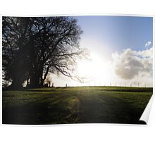 And the sun broke through... Poster