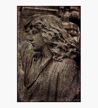 The Stone Angel Photographic Print