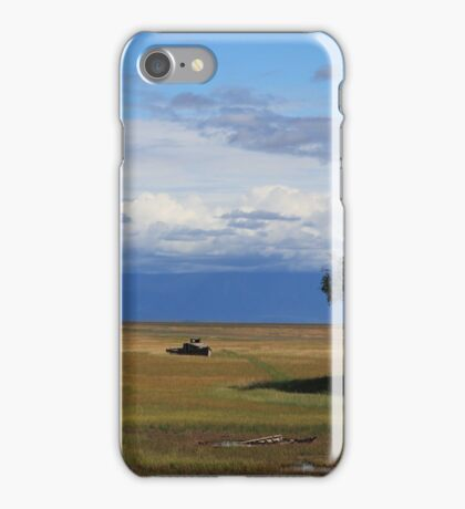 High And Dry iPhone Case/Skin