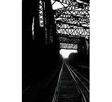 Railroad Photographic Print