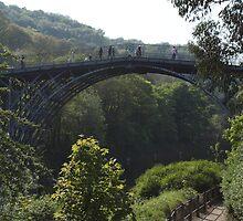 a bridge of iron by yampy